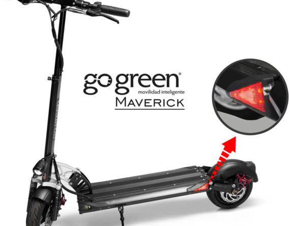 MAVERICK 500W (DISPONIBLE BAJO PEDIDO)